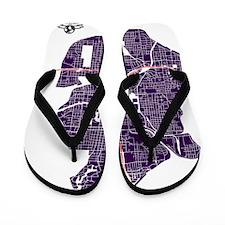 M-GY_ATL-GA_PR-RD_1 Flip Flops