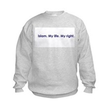 Cool Hijabi Sweatshirt