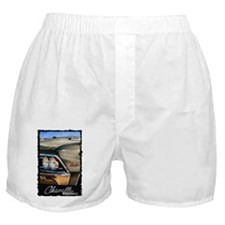 66 chevelle shirt Boxer Shorts