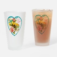 05-To-Little-Sweetheart Drinking Glass