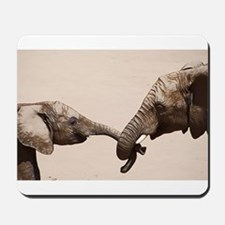 Mother Daughter Love Mousepad