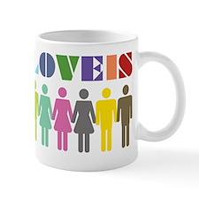 LoveIs_MultiColor Mug