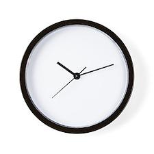 MyHeroCombatBoots_DarkShirt Wall Clock