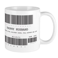 MilitaryIssueHusband Mug