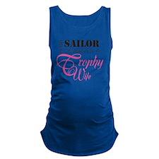 SailorTrophyWife Maternity Tank Top