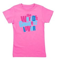 WorldsGreatestLover_LightShirt Girl's Tee