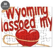 wyoming-lassoed Puzzle