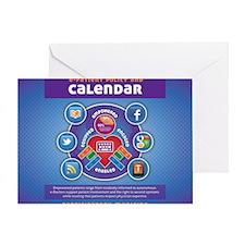e-Patient Calendar Greeting Card