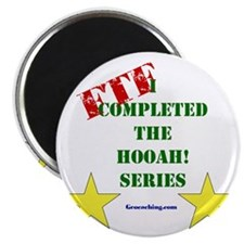 Hooah series FTF Magnet