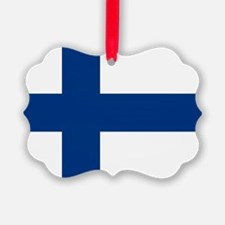 2000px-Flag_of_Finland Ornament