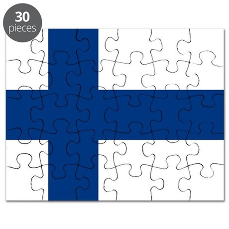 2000px-Flag_of_Finland Puzzle
