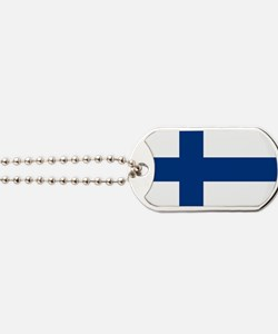 2000px-Flag_of_Finland Dog Tags