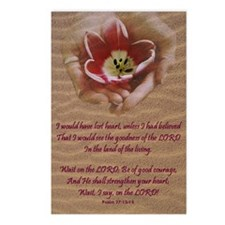 Wait on the Lord Postcards (Package of 8)