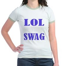lol @ your swag3 T