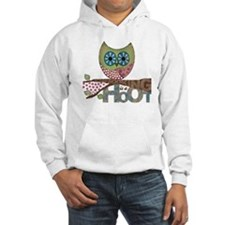 Scrapbooking is a Hoot Jumper Hoody