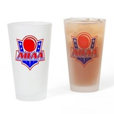 Dodgeball-ADAA Drinking Glass