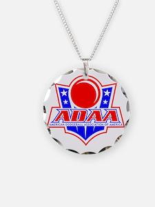 Dodgeball-ADAA Necklace