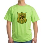 Wind River Game Warden Green T-Shirt