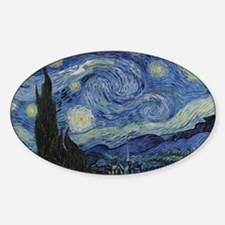 starry trek night Decal