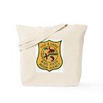 Wind River Game Warden Tote Bag