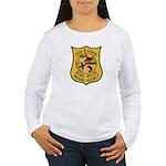 Wind River Game Warden Women's Long Sleeve T-Shirt