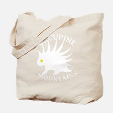 PorcupineMountains-White Tote Bag