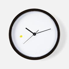 PorcupineMountains-White Wall Clock