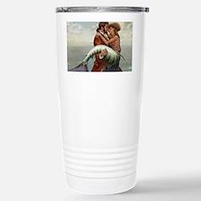 pirate and mermaid Travel Mug