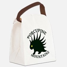 PorcupineMountains Canvas Lunch Bag