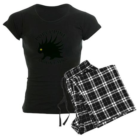 PorcupineMountains Women's Dark Pajamas