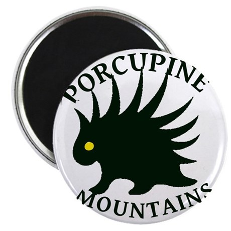 PorcupineMountains Magnet