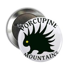 "PorcupineMountains 2.25"" Button"