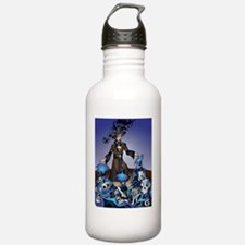 Necromancer Sorcerer Water Bottle