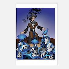 Necromancer Sorcerer Postcards (Package of 8)