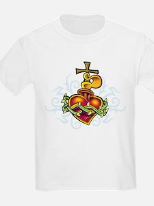 Sacred Heart Kids T-Shirt