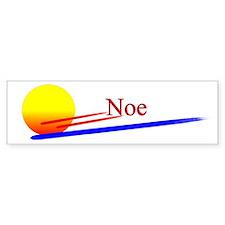 Noe Bumper Bumper Sticker