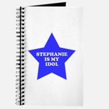 Stephanie Is My Idol Journal