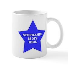 Stephanie Is My Idol Mug