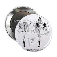 """5964_real_estate_cartoon 2.25"""" Button"""