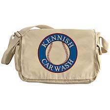 Kennish-Car-Wash-Smaller Messenger Bag