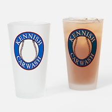 Kennish-Car-Wash-Smaller Drinking Glass