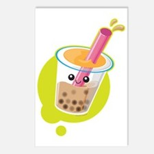boba Postcards (Package of 8)