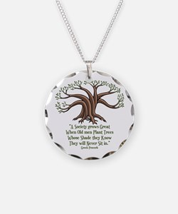 greek-trees-LTT Necklace