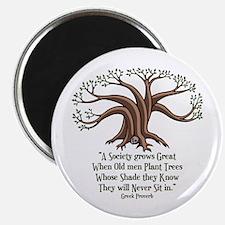 greek-trees-LTT Magnet