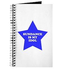 Sundance Is My Idol Journal