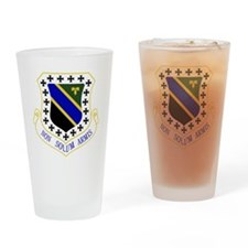 3rd FW - Non Solum Armis Drinking Glass