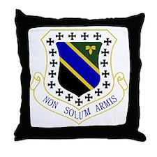 3rd FW - Non Solum Armis Throw Pillow