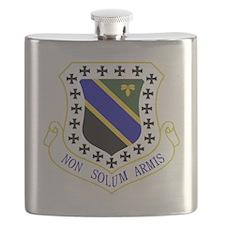 3rd FW - Non Solum Armis Flask