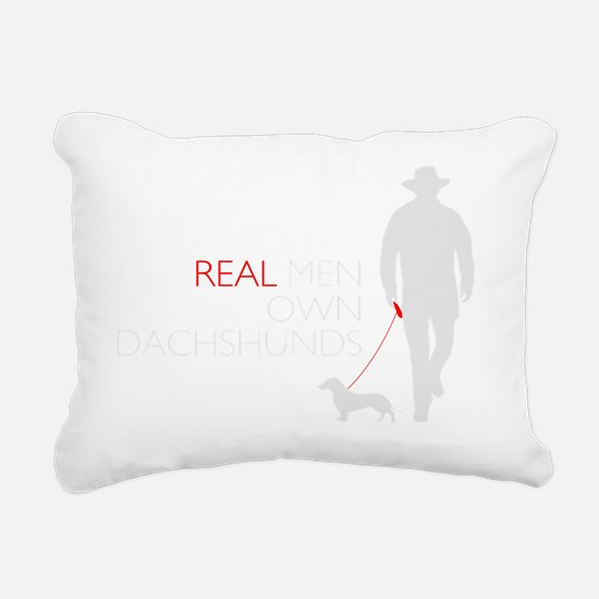 realmen2 Rectangular Canvas Pillow
