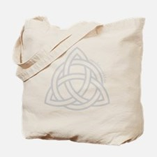 Celtic Holy Trinity Light Tote Bag